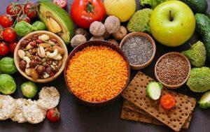 vegetarisch dieet PDS darmklachten vegan