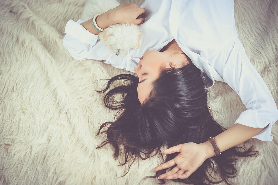 Niet slapen vanwege buikpijn