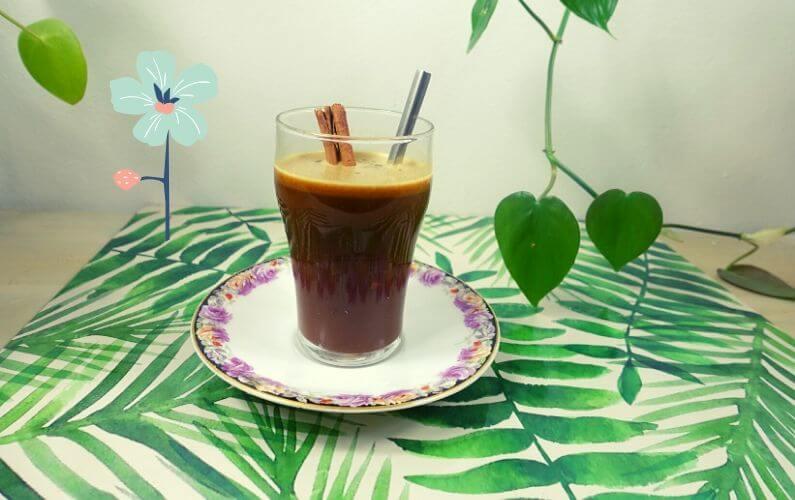 PDS koffie bij darmklachten en maagklachten kurkuma kaneel cacao
