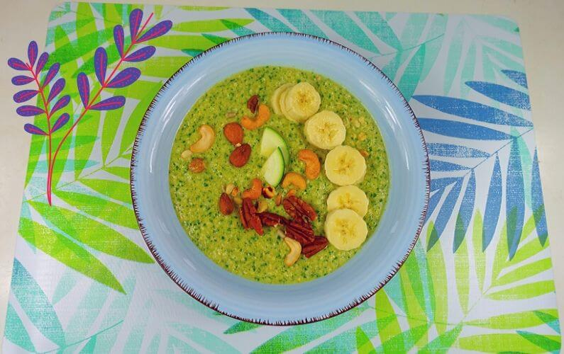 PDS smoothie Bowl