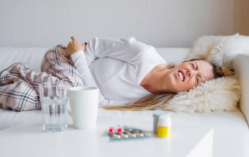 PDS wat wel help tegen buikpijn