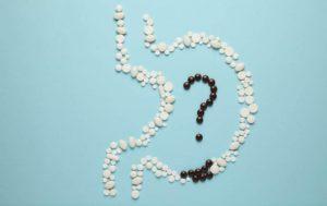 Wat is de relatie tussen gastritis en PDS?