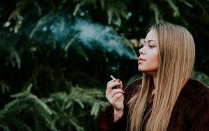 invloed roken op maag en darmen